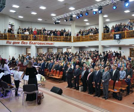 50-летие брестской Церкви ХВЕ