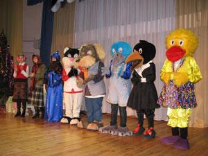 В период зимних каникул благотворительные концерты прошли 3, 4, 7 и 11 января.