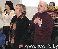 24 января в здании церкви «Новая Жизнь» прошла ежегодная совместная молитва общин христиан полного Евангелия Беларуси.