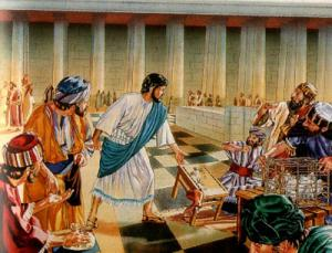Превращая Церковь в «вертеп разбойников»