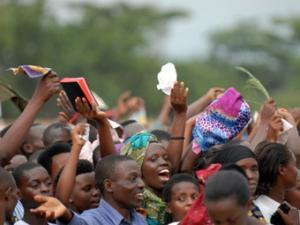 Иисус разрушает силу колдовства в Бурунди