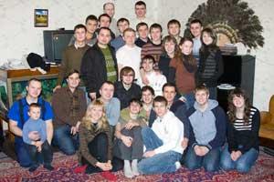 8 февраля 2009 года состоялось молитвенное общение молодежных лидеров.