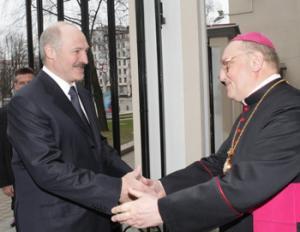 Государство будет укреплять отношения с Римско-католической церковью