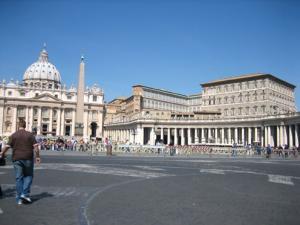 Папа римский примет Лукашенко в Апостольском дворце