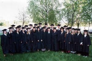 В 2009 году исполняется 10 лет с момента первого выпуска студентов Теологического института ХВЕ.