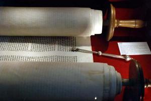 В Бресте обнаружены фрагменты старинной Торы
