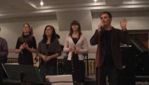 Музыкальный вечер в  Пинске.