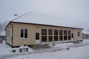 Освящение дома молитвы в Краснодворцах