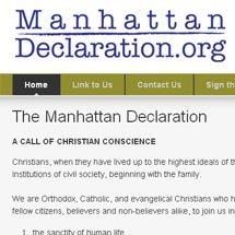 Манхэтэнская декларация