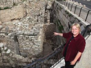 Археолог из Иерусалима убеждена в историчности библейских сказаний
