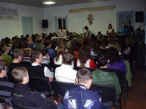 Молодежное служение в Гоцке (Солигорский р-н)