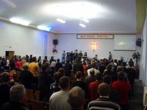 Молодежное служение в Дубице