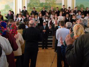 Региональные служения церквей Солигорщины (Минская область)