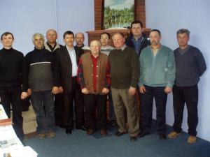 Отчетно-выборное служение в Пуховичском регионе