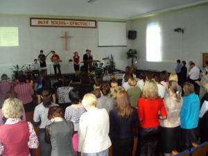 Конференция учителей воскресной школы Солигорского региона