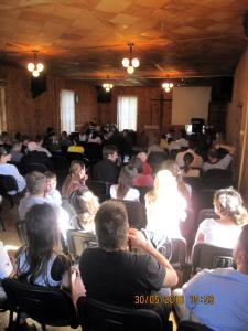 Региональная молодежная конференция в Марьиной Горке