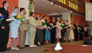 Рукоположение служителей в церкви