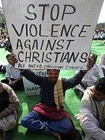 Суд признал организатора антихристианских акций в индийском штате Орисса виновным в убийстве