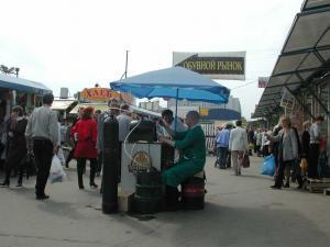 На московском рынке наркоторговцы избили евангельских христиан