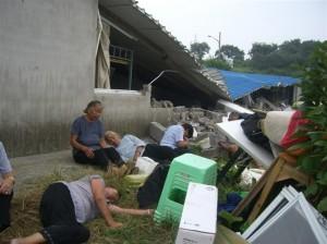 В Китае разрушен комплекс молитвенного центра