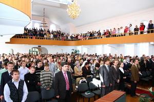 Совместные служения Объединенной Церкви ХВЕ в Беларуси