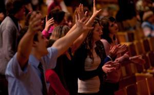 Общегородское служение хвалы и молитвы