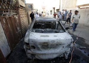 Против иракских христиан нарастает волна террора
