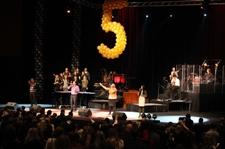 Церковь «Дом Хлеба» отметила свое 5-летие