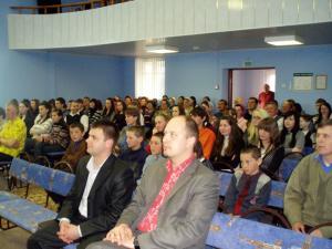 Региональное молодёжное служение в Вейно