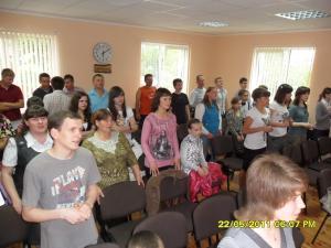 Молодежное служение в Краснодворцах
