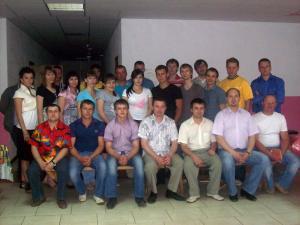 Встреча руководителей молодежи Солигорского и Любанского районов