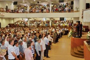 Республиканская духовно-назидательная конференция Объединенной Церкви ХВЕ Беларуси 3-4 июня 2011г