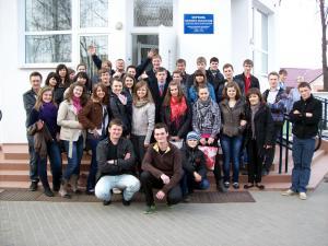 Молодежь церкви «Благодать» посетила г.Молодечно