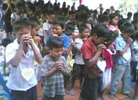 В лаосской деревне 5 христианским семьям угрожают изгнанием, если они не отрекутся от Христа