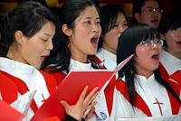 В Китае во время богослужения арестованы 26 протестантов