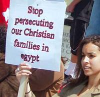На севере Синая христианским семьям угрожают расправой