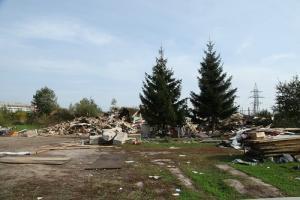Власти Москвы завершили разрушение молитвенного дома церкви
