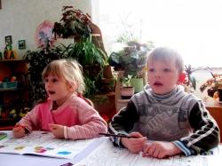 Grace Children посетили детский дом в Ждановичах