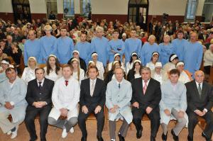 26 человек заключило завет с Господом в церкви