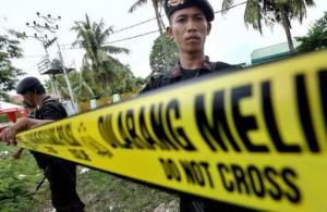В Индонезии убили двух полицейских, расследовавших факты антихристианского насилия