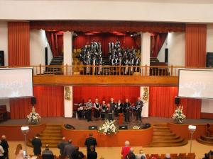 Служение, посвященное дню Реформации, прошло в церкви «Благодать»