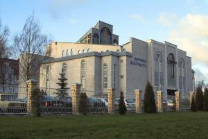 День Пятидесятницы отметили в церкви