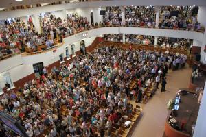 В Минске прошла республиканская конференция для молодежи