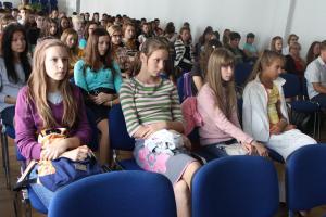 В Минске провели конференцию для подростков церкви