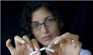 В Эстонии предлагают штрафовать женщин, курящих во время беременности
