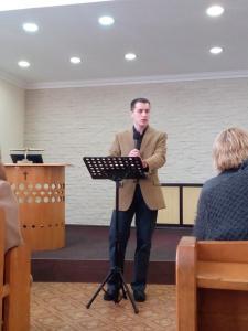 В Борисове провели семинар для детей и их родителей (фоторепортаж)