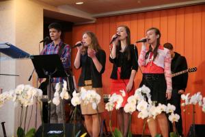 В Минске прошла молодежная конференция