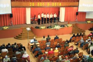 30-летие церкви