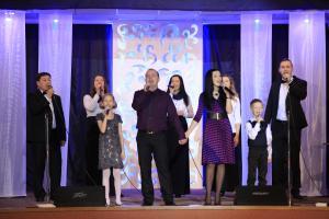 Рождественские евангелизационные служения прошли в церкви
