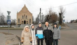 Мессианская группа прославления провела служения в Лиде и Гродно